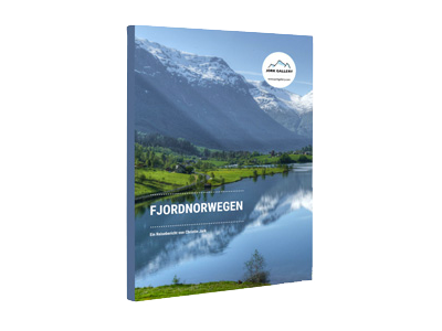 eBook, E-Book, Reise­bericht Fjord­norwegen