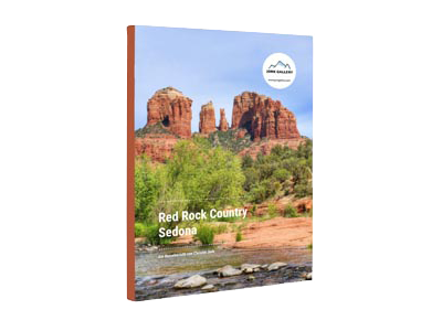 eBook, USA, Reise­bericht Red Rock Country in Arizona